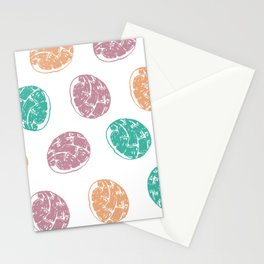 Conchas Pattern Stationery Cards