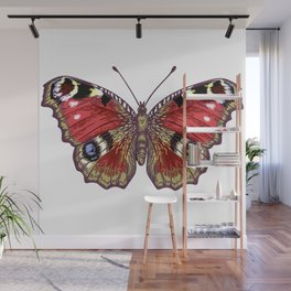 Beautiful Butterfly Wall Mural