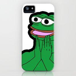 Feels Good iPhone Case