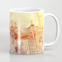 takmaj Mugs featuring Venezia by takmaj