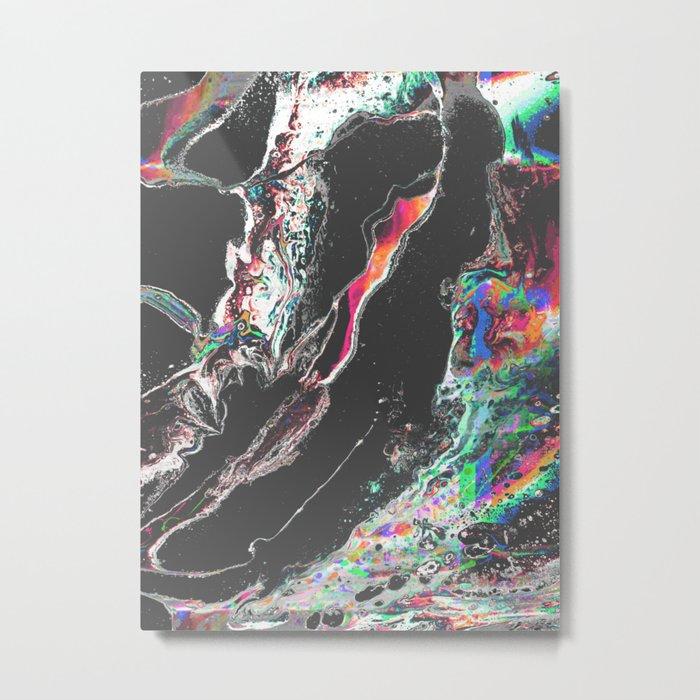 ƒun at parties Metal Print