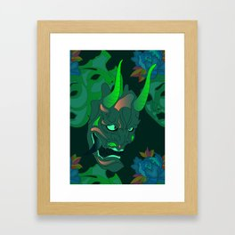 6 Framed Art Print