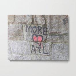 ATL love Metal Print