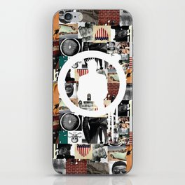 AMERCIAN EXCELLENCE iPhone Skin