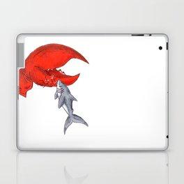 Great White Lobstah Lovah Laptop & iPad Skin