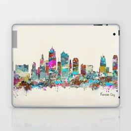 kansas city Missouri skyline Laptop & iPad Skin