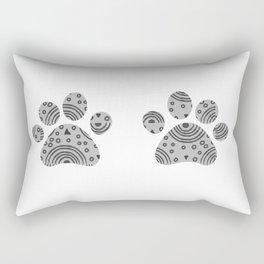 paws print Rectangular Pillow