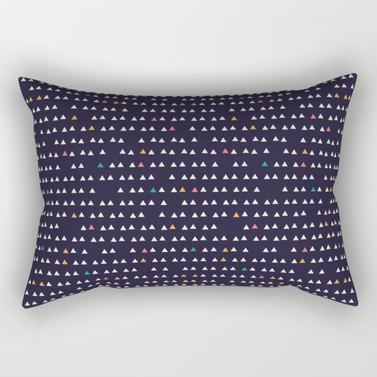 Little Peaks Rectangular Pillow