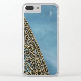 Biosphère 2 Clear iPhone Case