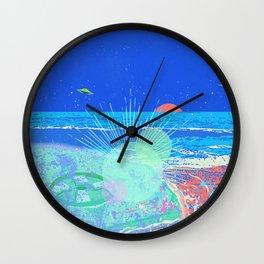 REVELATION MACHINE Wall Clock