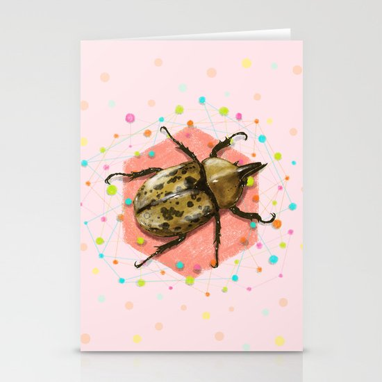 INSECT II Stationery Cards