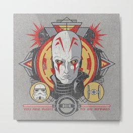 The Grand Inquisitor Metal Print