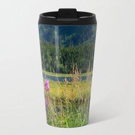 July at Tern Lake - II Travel Mug
