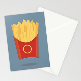 OOOH Some French Fries Stationery Cards