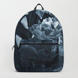 Blue Peonies Backpack