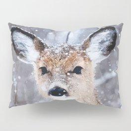Oh deer, oh deer Pillow Sham