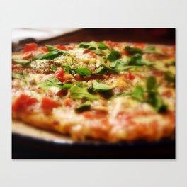 Pizza Lover Canvas Print