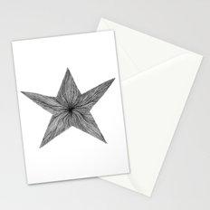 Star Jelly I B&W Stationery Cards