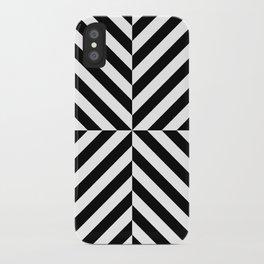 Chevronish iPhone Case