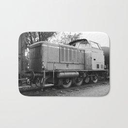 Age Electric Locomotive Bath Mat