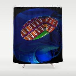 The Medina Shower Curtain