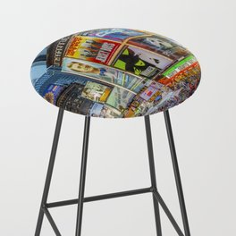 Times Square III Special Edition I Bar Stool