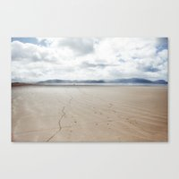 ireland Canvas Prints featuring Ireland by Francesca Guadagnini