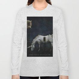 Moon Fairytale I Long Sleeve T-shirt