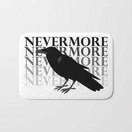 Quoth the Raven 'Nevermore' Bath Mat