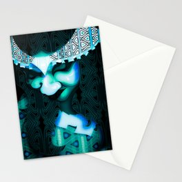 Beauty Looking Down Stationery Cards