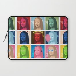 Marilyn Lisa Laptop Sleeve