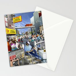 """""""Ing-ger-lund"""" Stationery Cards"""