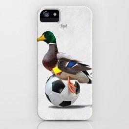 Fowl iPhone Case