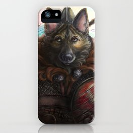 Leif Roverson iPhone Case