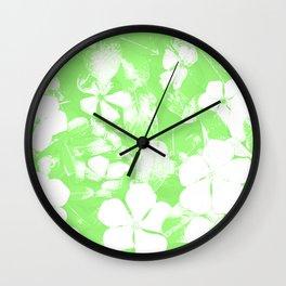 Green Has It! Wall Clock