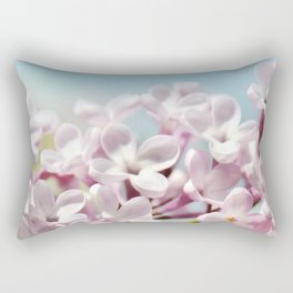 Lilac pink 300 Rectangular Pillow