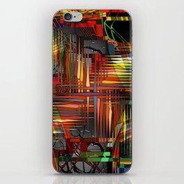 Bio-Digital iPhone Skin