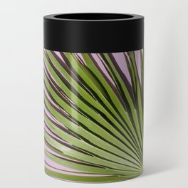Palm on Lavender Can Cooler
