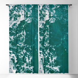 Emerald Waters Blackout Curtain