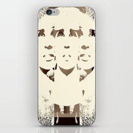 She's Remixed iPhone Skin