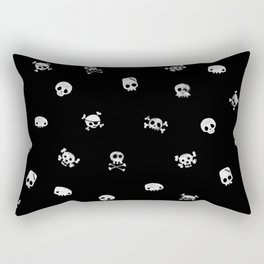 Cute Skull Rectangular Pillow