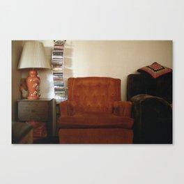 Oran-tage Canvas Print