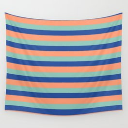 Just Stripes Wall Tapestry