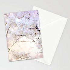 Water-colour Spring #3 Stationery Cards