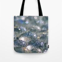 chill Tote Bags featuring Chill... by Lisa Argyropoulos
