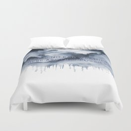 Bad Weather Duvet Cover