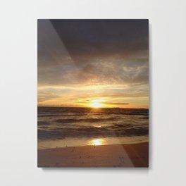 SunUp Metal Print