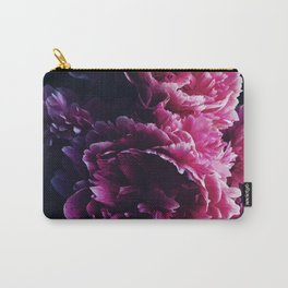 Peony Passion 3 Carry-All Pouch