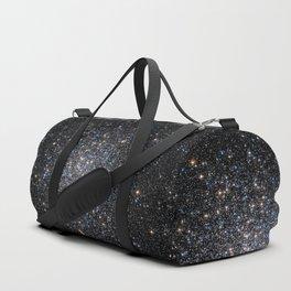 Glittery Starburst Duffle Bag