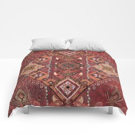 Honoring the Fashioner Comforters